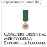 Cavaliere Musetti Renato